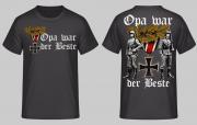 Opa war der Beste II - T-Shirt