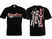 Defend Europe - T-Shirt schwarz