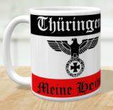 Thüringen - Meine Heimat - 4 Tassen