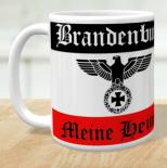 Brandenburg - Meine Heimat - Tasse