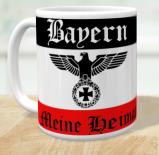 Bayern - Meine Heimat - Tasse
