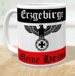 Erzgebirge - Meine Heimat - 4 Tassen