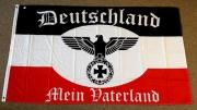 Flagge/Fahne Deutschland Mein Vaterland Reichsadler Eisernes Kreuz