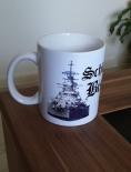 Schlachtschiff Bismarck - Tasse