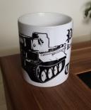 Tiger Panzerkampfwagen VI - Tasse