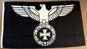 Flagge/Fahne Reichsadler Eisernes Kreuz