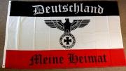 Fahne/Flagge Deutschland Meine Heimat Reichsadler Eisernes Kreuz