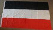 Deutsches Reich - schwarz/weiss/rot - Fahne/Flagge 90x60cm