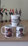 3x Erwin Rommel - Tasse(Rundumdruck)