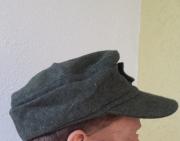 Wehrmacht FELDMÜTZE M43 FELDGRAU