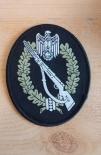 Infanterie Sturmabzeichen - Aufnäher