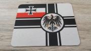 Reichskriegsflagge - Mauspad/Untersetzer