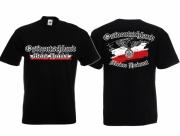 Ostdeutschland - Meine Heimat - T-Shirt schwarz