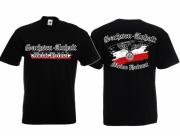 Sachsen-Anhalt - Meine Heimat - T-Shirt schwarz