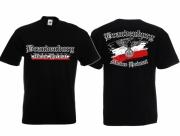 Brandenburg - Meine Heimat - T-Shirt schwarz