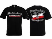 Mecklenburg - Meine Heimat - T-Shirt schwarz