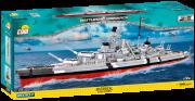 COBI 4819 Schlachtschiff Bismarck - Bausatz 1:300(Nur noch wenige da)