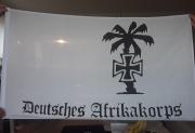 Deutsches Afrika Korps - Fahne 150x90cm