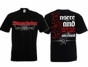 Bauarbeiter - T-Shirt schwarz