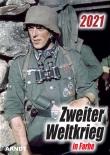 Zweiter Weltkrieg 2021 - Farbbildkalender
