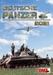 Deutsche Panzer 2021 - Farbbildkalender