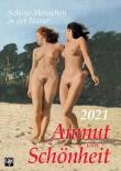 Anmut und Schönheit 2021 - Kalender