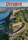 Preußen 2021 - Farbbildkalender