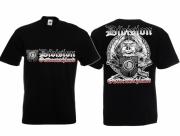 Ostdeutschlands Kämpfer - T-Shirt schwarz