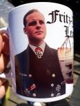 Fritz-Julius Lemp U-30 und U-110 - 4 Tassen