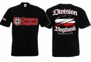 Vogtland Division  - T-Shirt schwarz