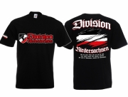 Niedersachsen Division - T-Shirt schwarz