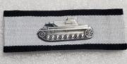 Panzervernichtungsabzeichen in Silber - Anstecker
