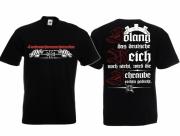 Landmaschinenmechatroniker - Wir schrauben für Deutschland - T-Shirt schwarz