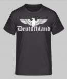 Deutschland Reichsadler - T-Shirt