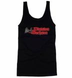 Sachsen - Muskel-Shirt schwarz
