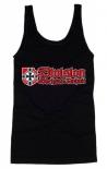 Sachsen-Anhalt - Muskel-Shirt schwarz