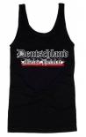 Deutschland - Heimat - Muskel-Shirt schwarz