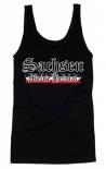 Sachsen II - Muskel-Shirt schwarz