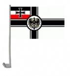 Reichskriegsflagge - Autofahne 30x45cm