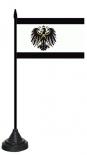 Preussen Königreich - Tischflagge 10x15 cm