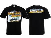 Brauner Sommer - Whites on the Beach - T-Shirt
