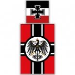 Deutsches Kaiser-Reich - Bettwäsche