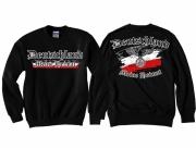 Deutschland - Meine Heimat - Pullover schwarz