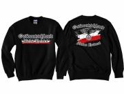 Ostdeutschland - Meine Heimat - Pullover schwarz