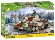 Cobi 2540 Panzerkampfwagen VI Ausführung B Königstiger - Bausatz(Nur noch wenige da)