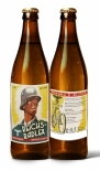Deutsches Radler des Deutschen Reiches - 1 leere Flasche inkl. 0,08€ Pfand