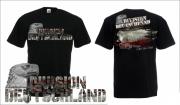 Treue um Treue Deutschland - T-Shirt schwarz