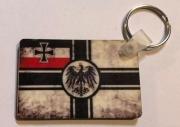 Reichskriegsflagge - Schlüsselanhänger