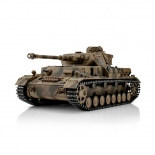 1/16 RC PzKpfw. IV Ausf. G tarn BB pro Metallversion