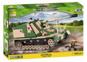COBI 2517 Nashorn Panzerjäger - Bausatz(Nur noch wenige da)